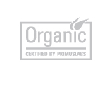 Organic by PrimusLabs Logo, grey